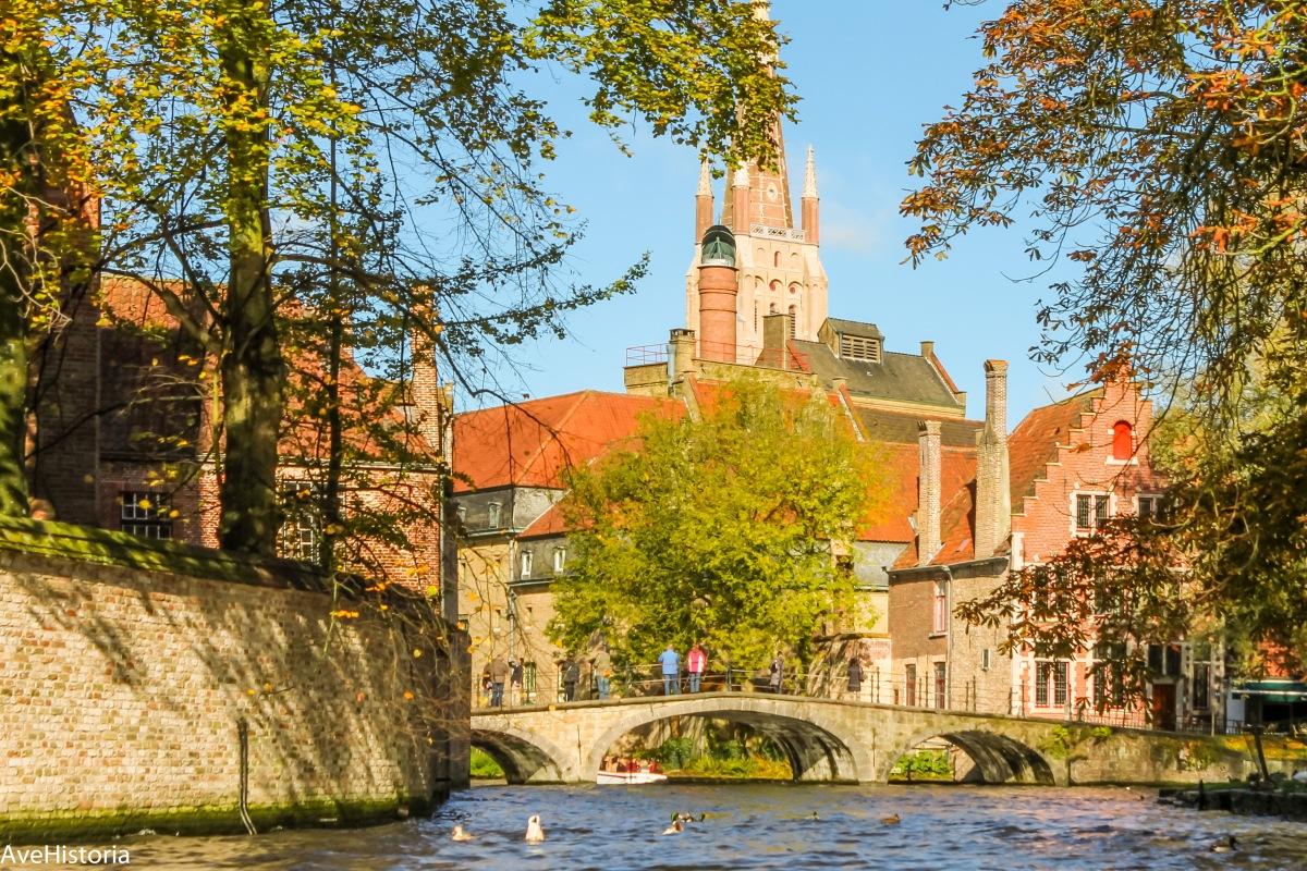 Bruges, un oras medieval de poveste (I)