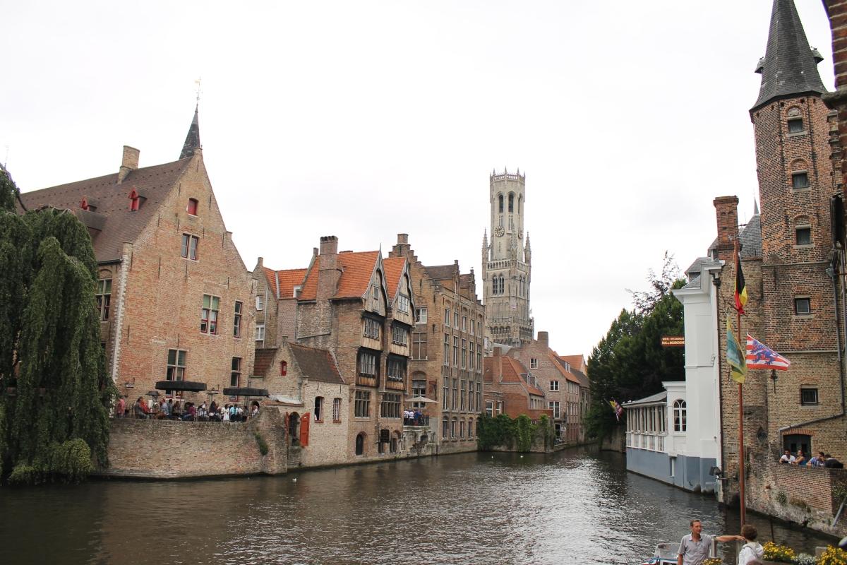 Bruges, un oras medieval de poveste (III)