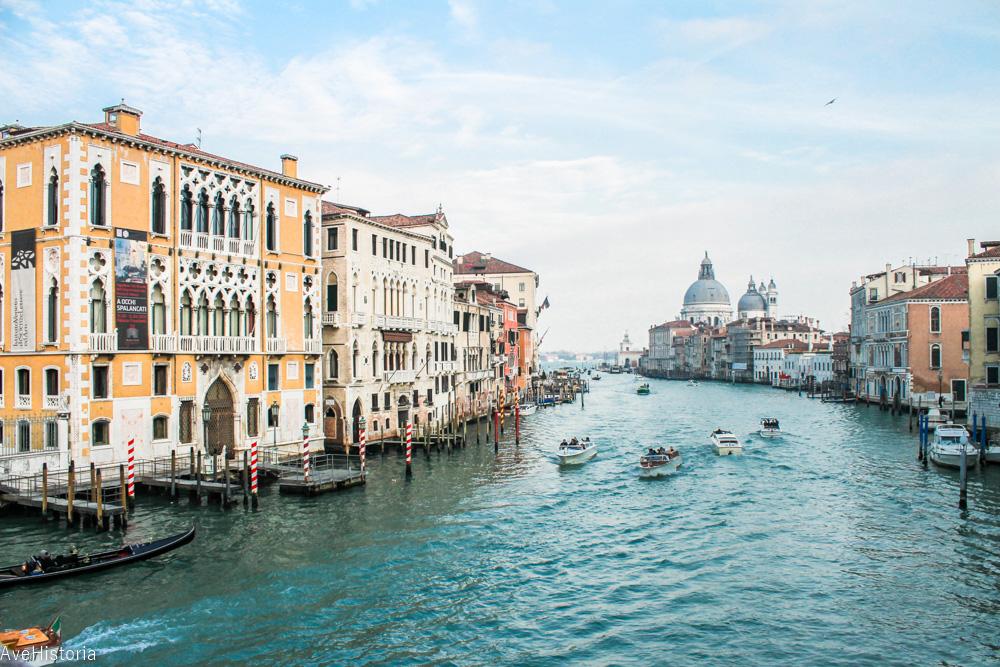 Canal Grande, Venetia