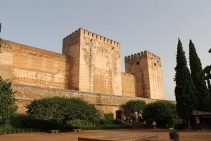 Alcazaba, Granada