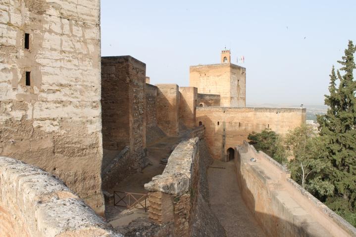 Torre de la Vela si clopotul sau
