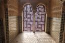 Sala  Ambasadorilor-alcovul principal unde sedea insusi sultanul