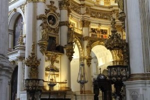 Imagine din Capela Regala, Granada