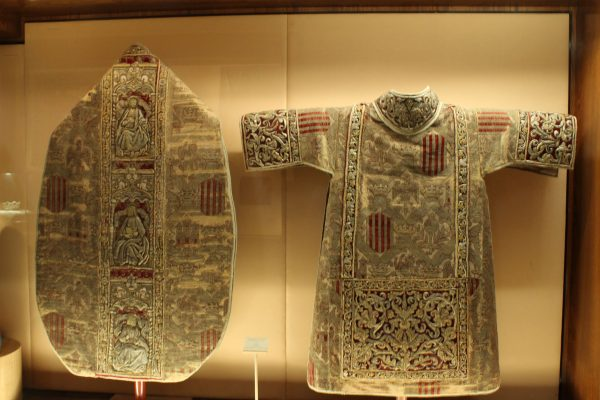 Tinuta regala a regelui Ferdinand de Aragon, Granada