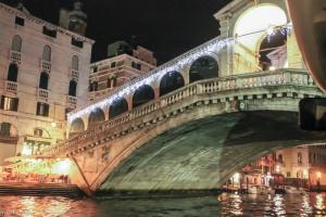 Podul Rialto, Venetia