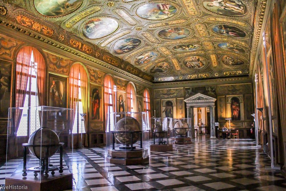 Museo Correr interior
