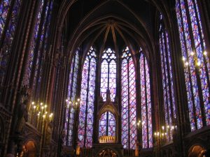 Sainte-Chapelle la Paris