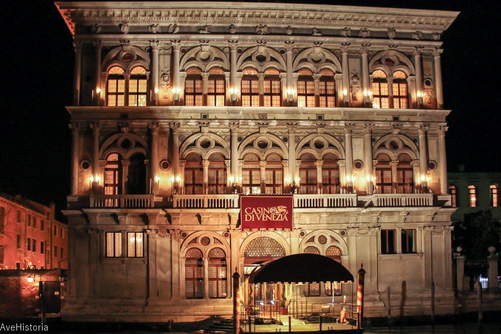 Palazzo Vendramin-Calergi (Casino Municipale)