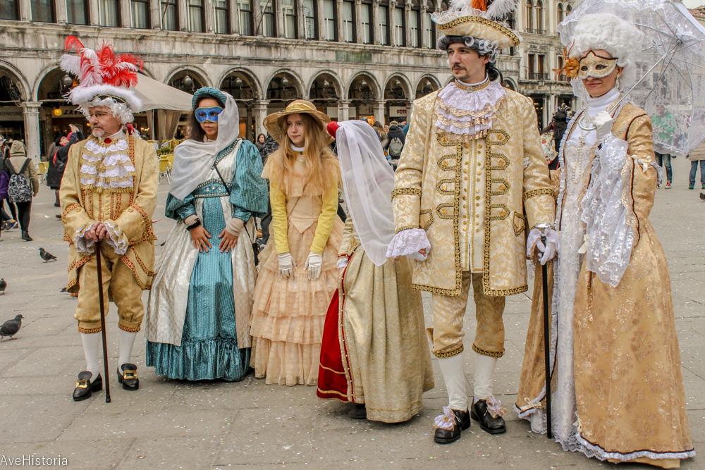 Carnavalul din Venetia