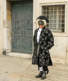 Carnavalul din Venetia, masca arlecchino