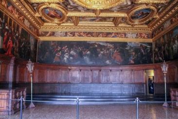 Sala celor 10, Palatul Dogelui
