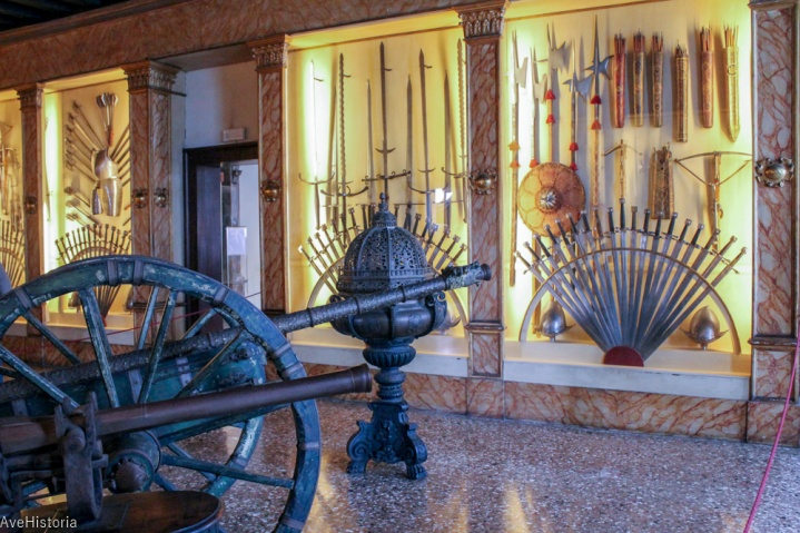Sala armelor, Palatul Dogelui