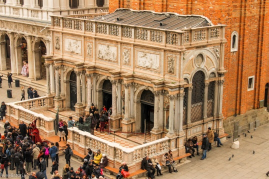 Loggetta di San Marco, Venetia
