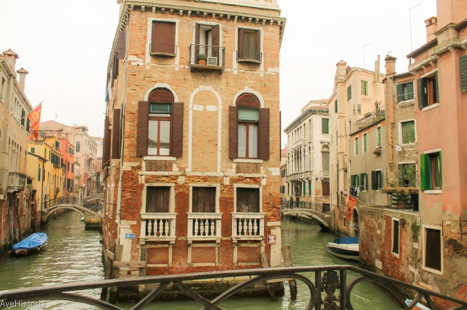 Canalele Venetia
