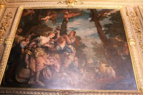 Rapirea Europei de Paolo Veronese, Palazzo Ducale, Venetia