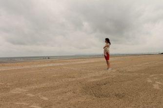 Plaja Deauville, Franta
