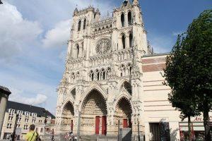 Catedrala din Amiens, franta