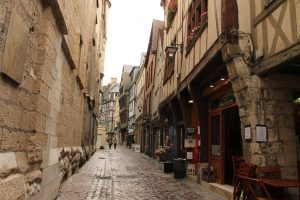 Rouen, centrul vechi