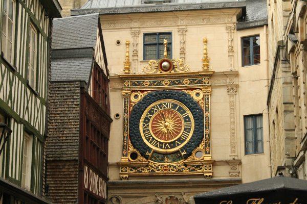 Gros Horloge, Rouen