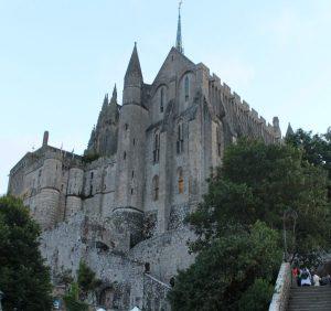 la Merveilles, Muntele Saint Michel, Franta