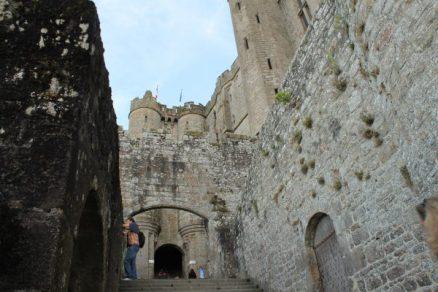 Le Chatelet, Muntele Saint Michel, Franta