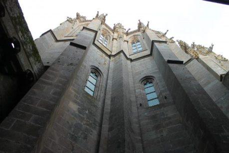 Le Grand Degre, Muntele Saint Michel, Franta
