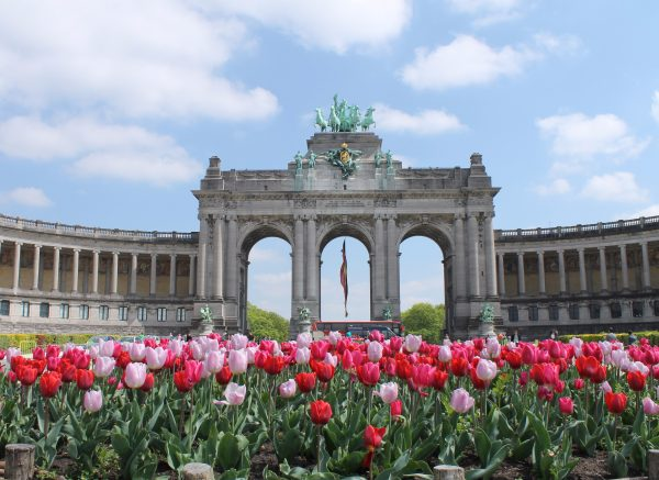 Cinquantenaire, Bruxelles
