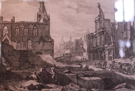 Bombardamentul Bruxelles-ului 1695