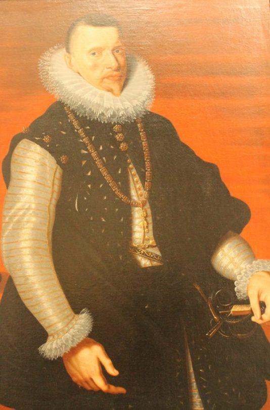 Arhiducele Albert-guvernatorul Tarilor de Jos spaniole. Pieter Paul Rubens, reproducere