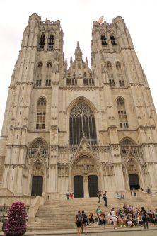 Catedrala Saint Michel et Gudule, Bruxelles