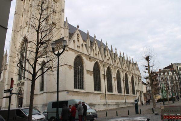 BIserica Notre-Dame de la Chapelle, Bruxelles