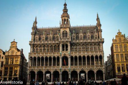 Maison du roi-Grand Place, Bruxelles