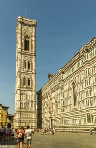Campanile, Domul Santa Maria dei Fiore