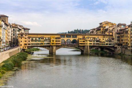 Ponte Vecchio, Florenta