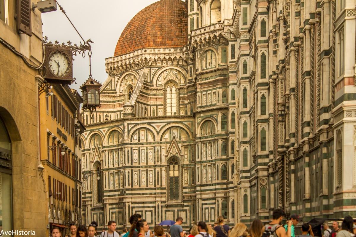 Florenta - locul Renasterii omului. Cum a fost totul posibil?