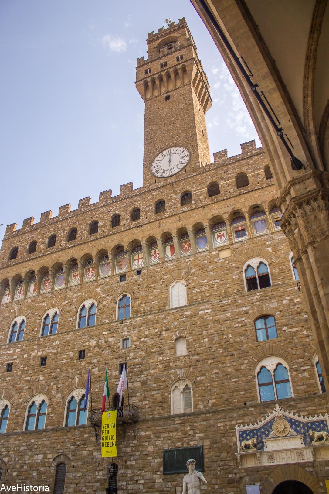 Palazzo Vecchio, Florenta