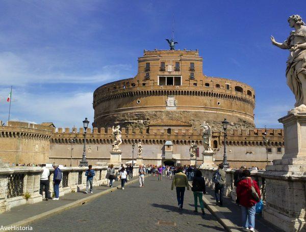 Castel Saint'Angelo, Roma