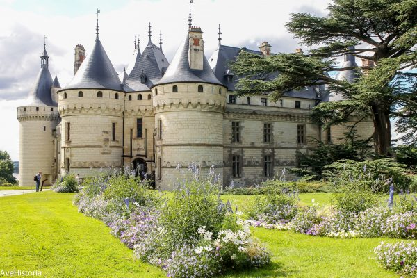 Château de Chaumont, Valea Loarei, Franta