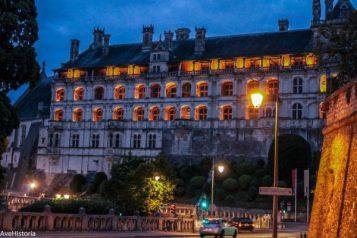 Château de Blois, Valea Loarei, Franta