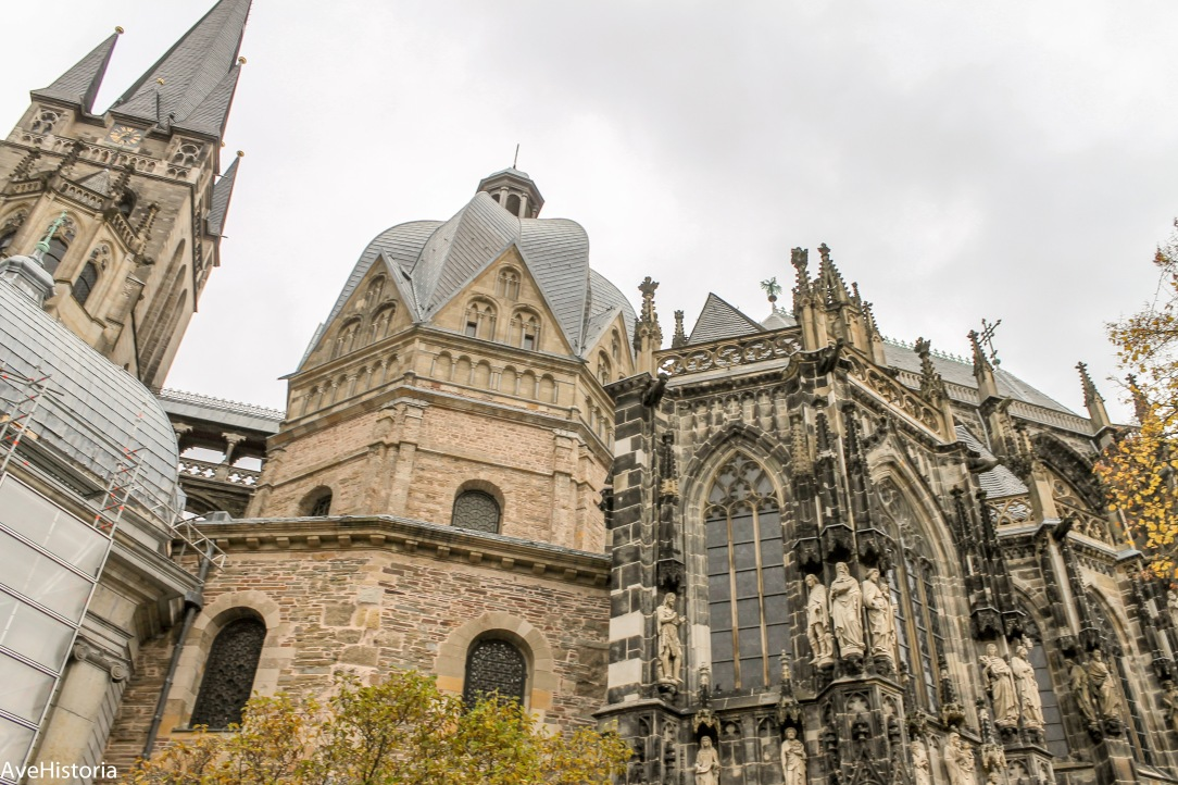 Cathedrala din Aachen
