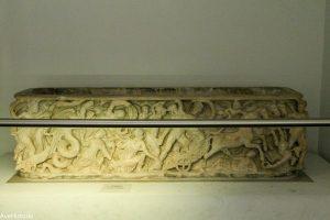Persephone Sarcophagus, Aachen