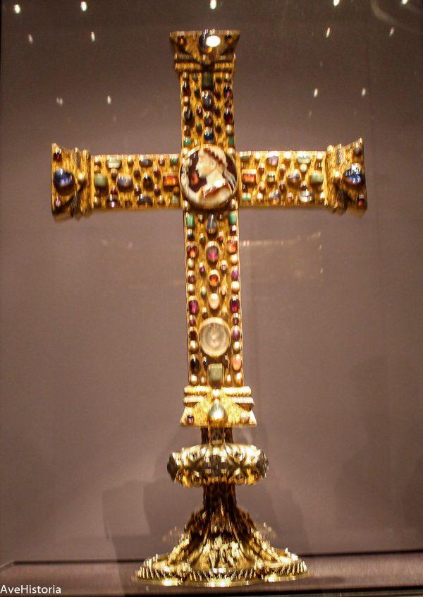 Crucea lui Lothar, Aachen