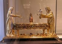 Obiect de cult, tezaurul din Aachen