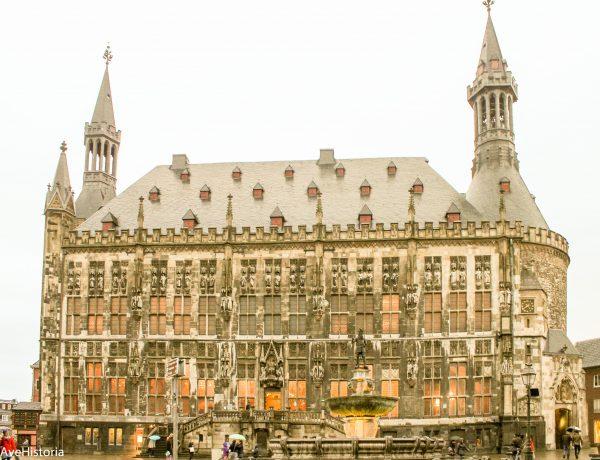 Rathaus, Aachen