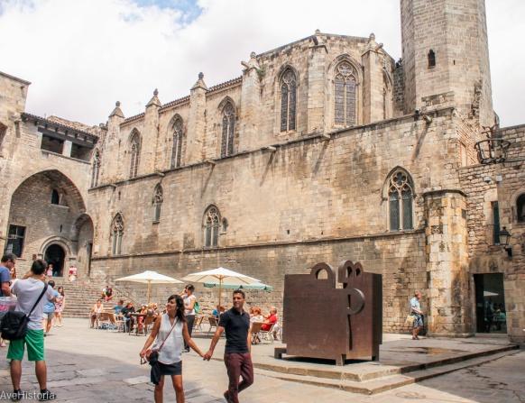 Capela Sfintei Agata, Barcelona
