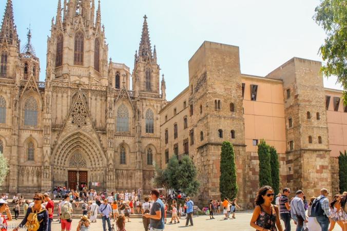 Catedrala, Barcelona
