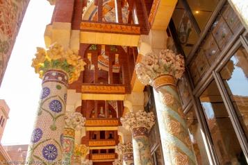 Palatul de muzica catalana, Barcelona