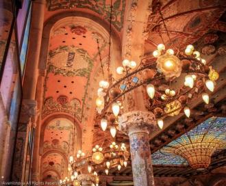 Palatul de muzica catalana