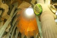 Sagrada Familia, interior