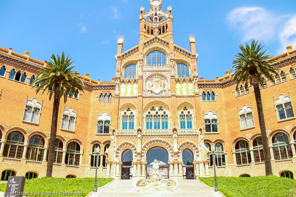 Hospital de la Santa Creu, Barcelona